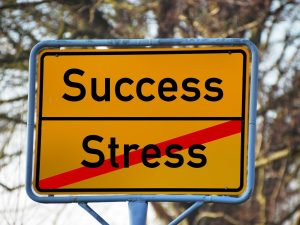 Reduce stress using a crm