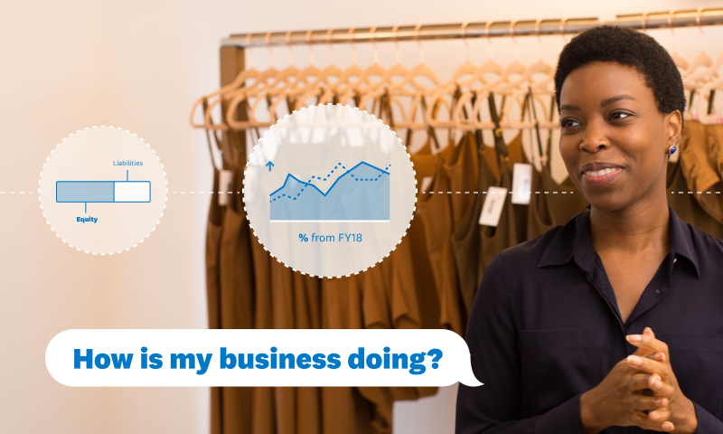 Join the pilot - Xero's Business Snapshot