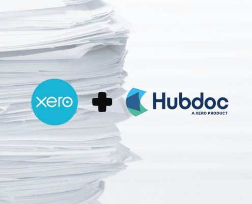 Xero and Hubdoc